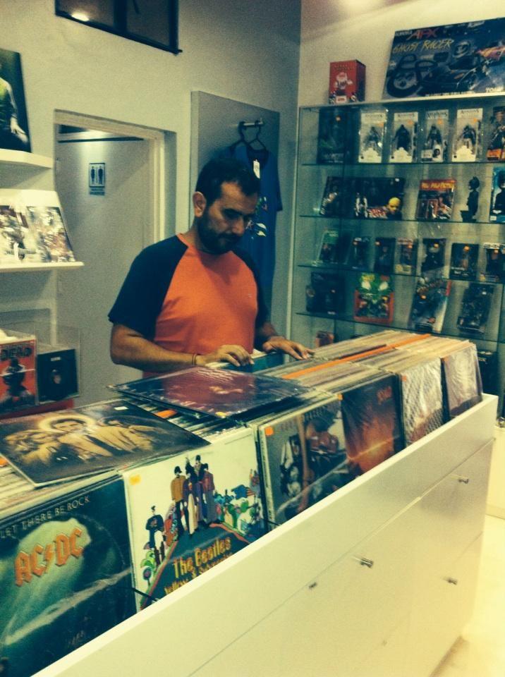 Discos nuevos en @OldboxStore con @GiovanniCiccia