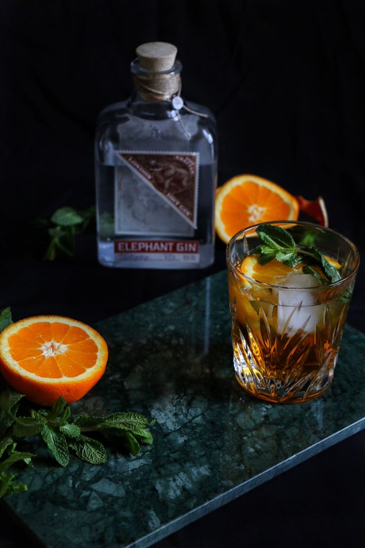 African Julep mit Elephant Gin von eat blog love