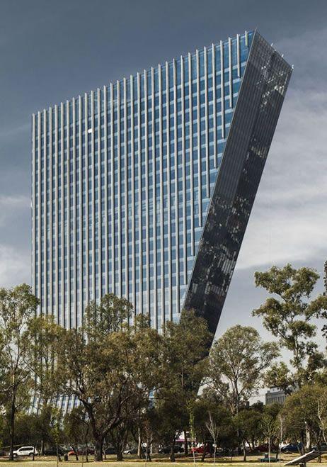 Torre Virreyes, entre los mejores rascacielos del mundo - arquitectura Obrasweb.mx