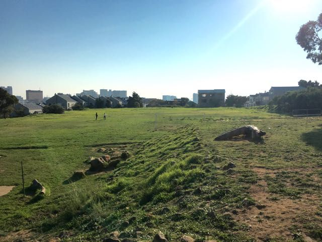 Bottom Right Field Circle of Love Eco Car Wash Site (Future Site for Urban Food Farm in development)