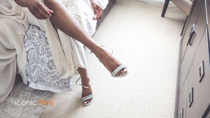 Gabriella's Bridesmaid's shoes