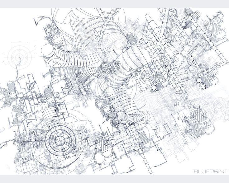 Architecture Blueprints Art 14 best blueprint images on pinterest | blue prints, blueprint art