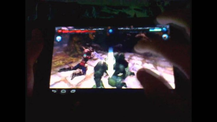 Gameplay Horn™ на Acer Iconia Tab A100 (+playlist)