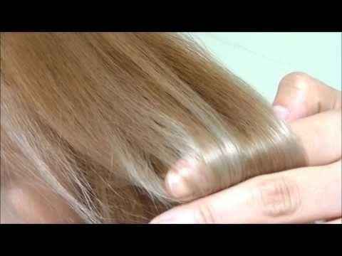 Toning Yellow Out With Wella Color Charm T18 - YouTube