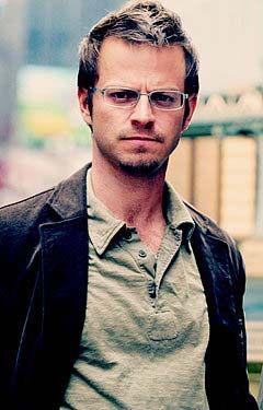 "One of New York's finest. Det. Danny Messer (Carmine Giovinazzo) ""CSI: NY"" (2004) (9/27/11)"