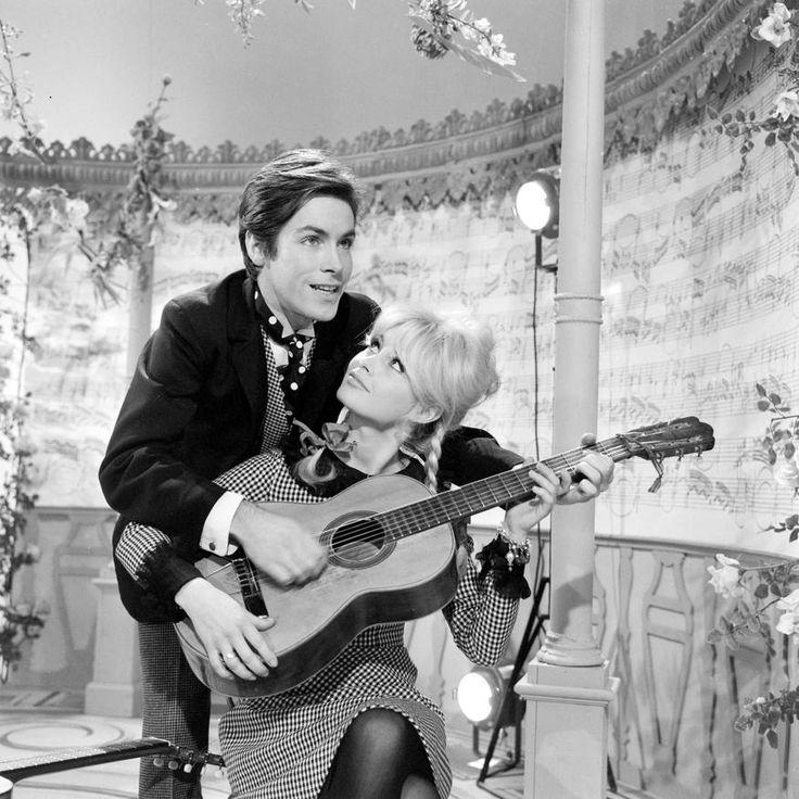 L'INA avec Photoservice.com - Brigitte Bardot et Olivier ...