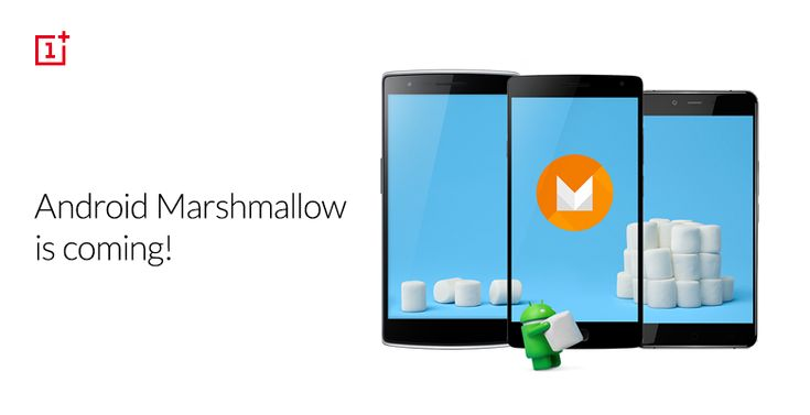 OnePlus Announces Android Marshmallow Update Schedule for its Devices