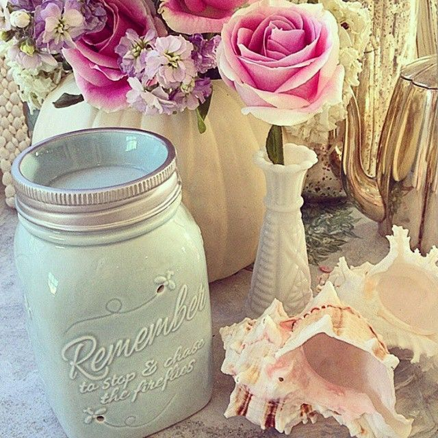 chasing fireflies warmer ♥ #scentsy http://nicoleluce.scentsy.us