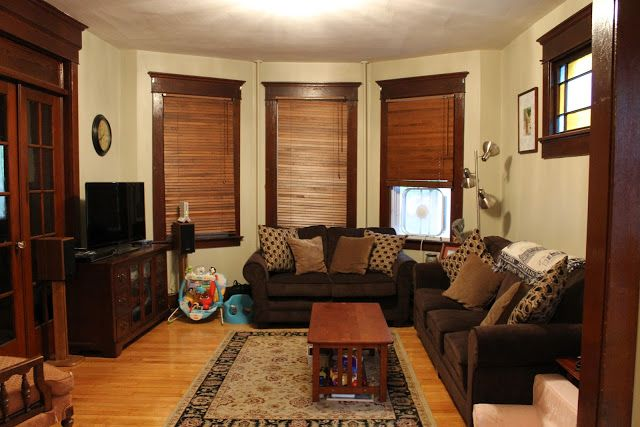 17 best images about window treatments on pinterest hunter douglas window panels and sliding - Wooden window designs for living room ...
