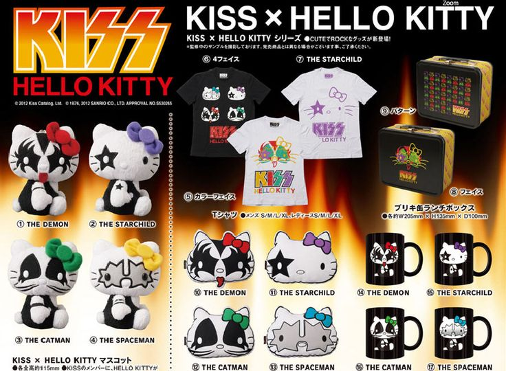 Hello Kitty Junkies - A social network of kindred kitty souls who share your addiction...Kindred Kitty, Kitty Obsession, Kisses Collection, Kitty Junkie, Kitty Collection, Kisses Plush, Kitty Random, Hello Kitty, Hellokittyx Kisses