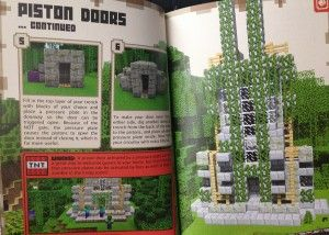 Minecraft Redstone Handbook – Every beginner should have one! - DiggingandCrafting.com
