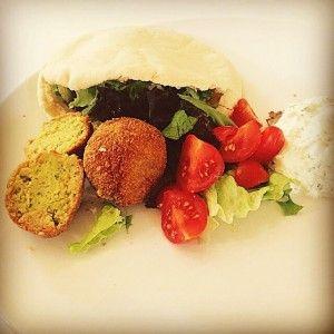 Recept: Krokante en kruidige Falafel