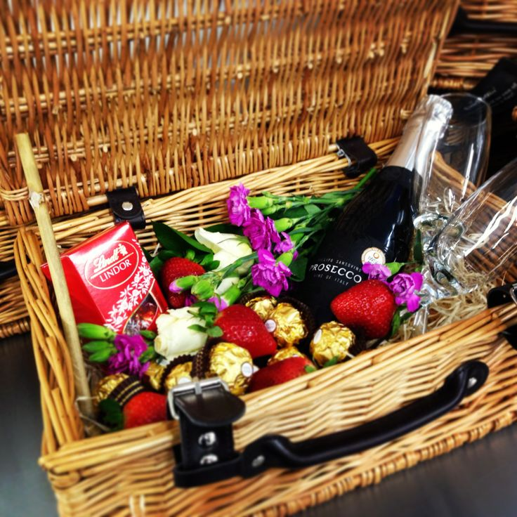 Valentines day competition..win this luxury hamper for two!