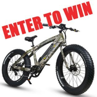 Rover 750 Electric Mountain Bike Giveaway in 2019