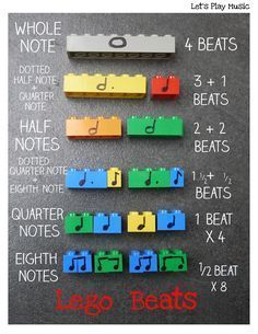 Such a great idea for music classes or at home! ❤️