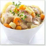 Recipe of : Cider Pork Stew Slow Cooker