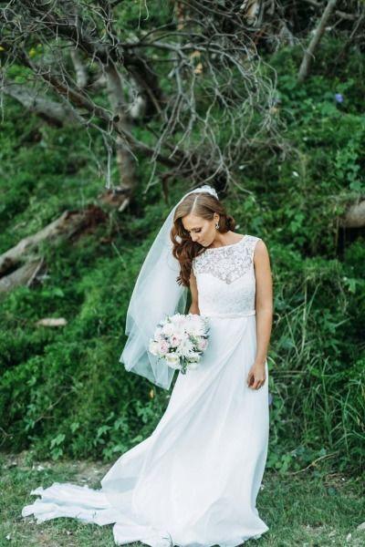 Flowing gown: http://www.stylemepretty.com/australia-weddings/new-south-wales-au/2015/06/23/coastal-diy-wedding-in-new-south-wales/ | Photography: At Dusk - http://www.atdusk.com.au/