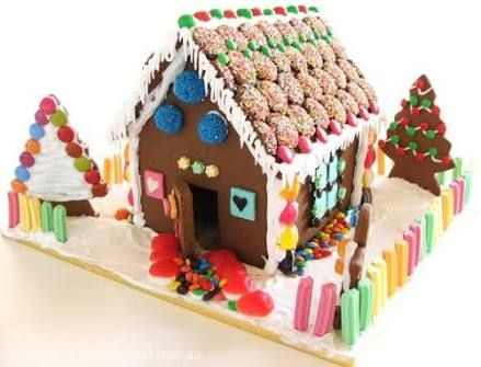 gingerbread house australia - Google Search