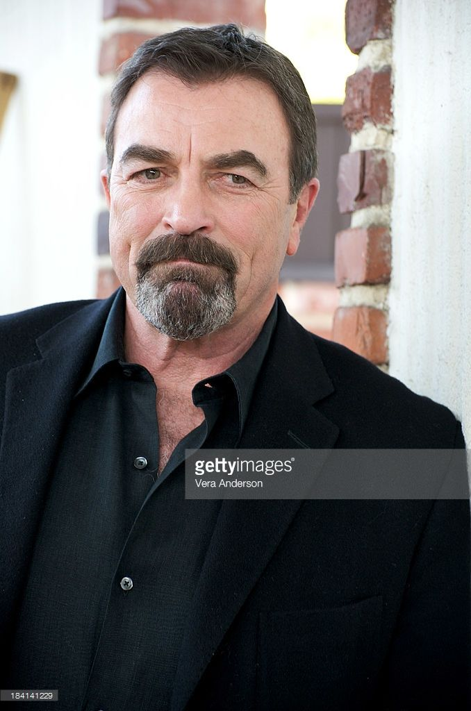 Tom Selleck at the 'Jesse Stone: Thin Ice' press conference on March 12, 2009 in West Hollywood, California.