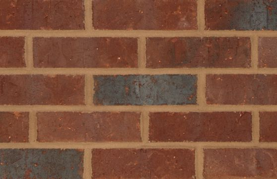 General Shale Rembrandt Brick Is The Brick Color My