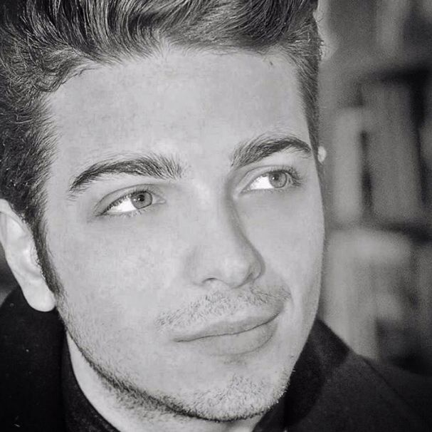 Ahhh... Gianluca Ginoble  ⭐️IL VOLO⭐️