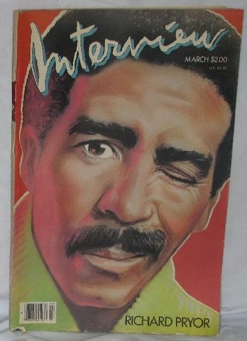 richard pryor ammonia piss