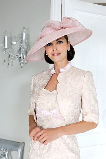 A delightful mother of the bride outfit from Dress Code by Veromia