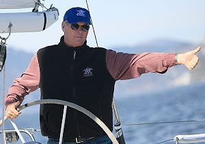 Gary Jobson. Sailor and survivor.