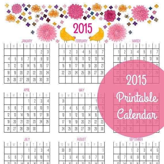 The 25+ best Blank calendar template 2016 ideas on Pinterest - printable calendar pdf
