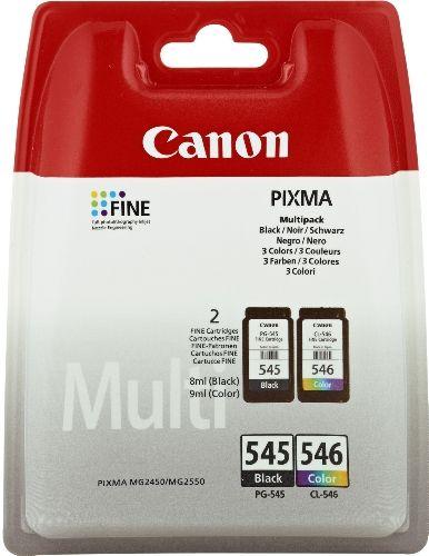 Canon 8287B005 Tintenpatronen (2er Pack, 8 ml/9 ml) schwarz/mehrfarbig #Canon #Tintenpatronen #Pack, #schwarz/mehrfarbig