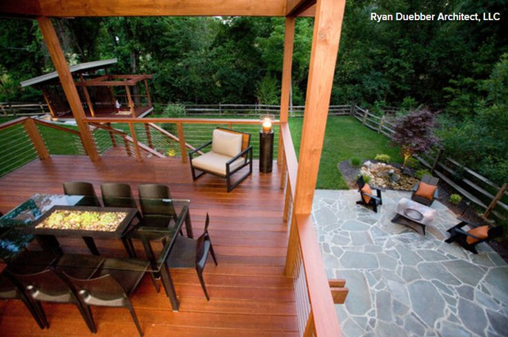 See the Difference a New Back Deck Can Make