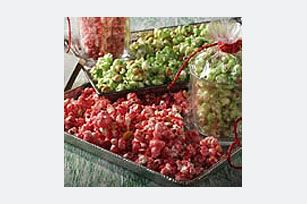 JELL-O® Rainbow Popcorn recipe