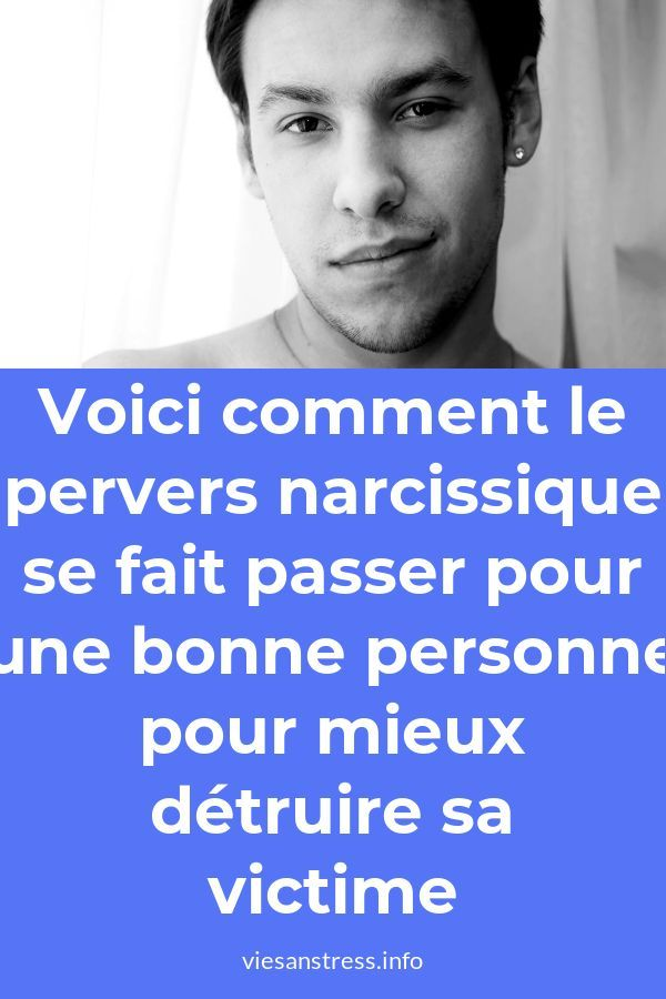 Comment Enerver Un Perver Narcissique : comment, enerver, perver, narcissique, Épinglé, Psycho, Sexualité
