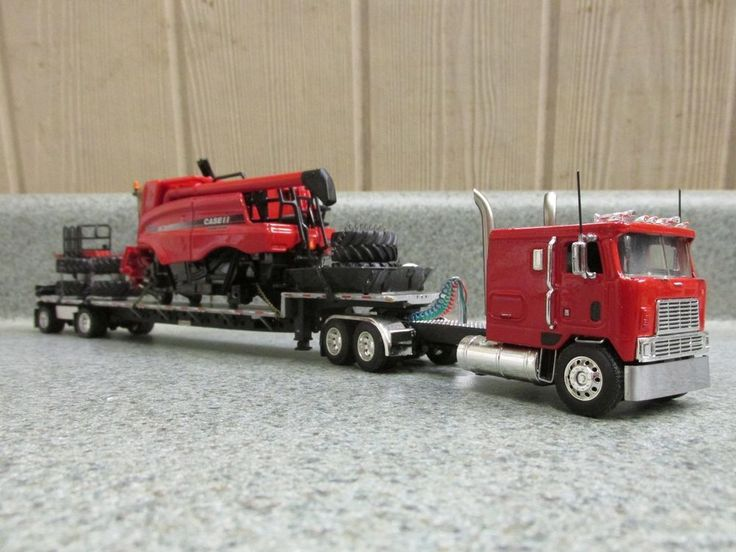 Custom Toy Semi Trucks : Best dcp trucks images on pinterest farm toys rc autos