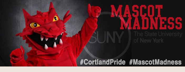 Vote Blaze! #CortlandPride