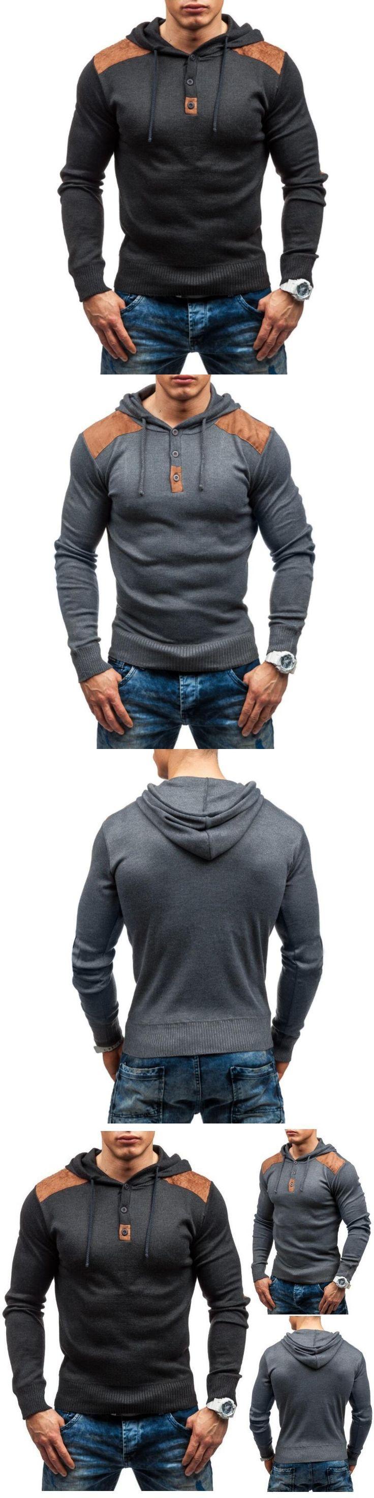 Brand 2017 Hoodie Classic Fashion Solid Color Casual Hoodies Men Fashion Tracksuit Male Sweatshirt Hoody Mens Purpose Tour