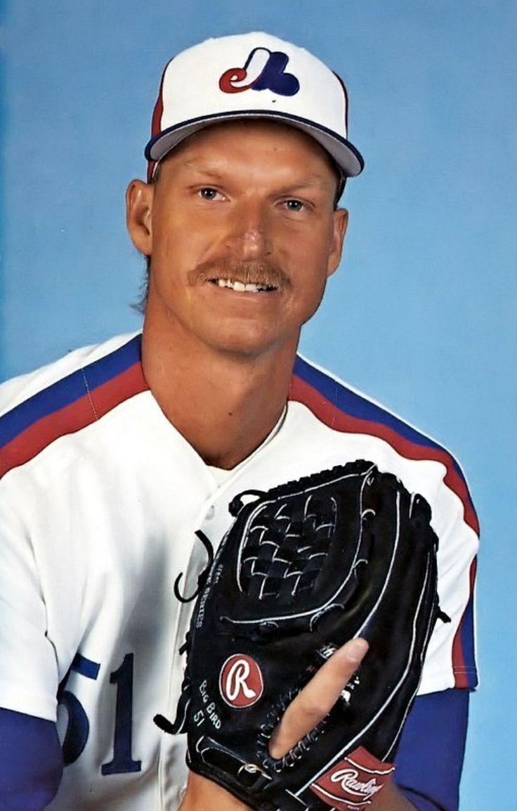 Randy Johnson - Montreal Expos