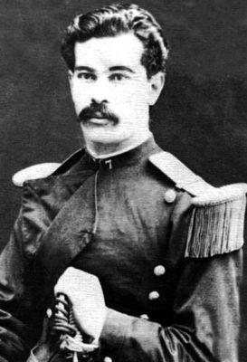 José Hilarión Gaspar, Teniente del Regimiento Zapadores