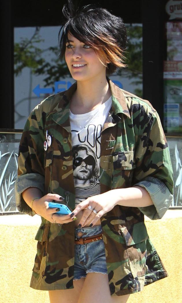 Paris Jackson Outfit