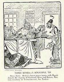 Treaty of Brest-Litovsk - Wikipedia, the free encyclopedia