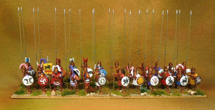 Tarentine Pike Phalanx - Page1