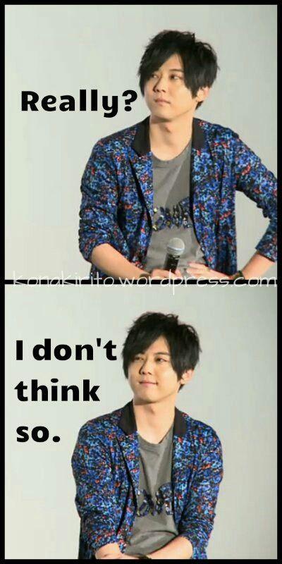 #yuki #kaji #seiyuu #meme
