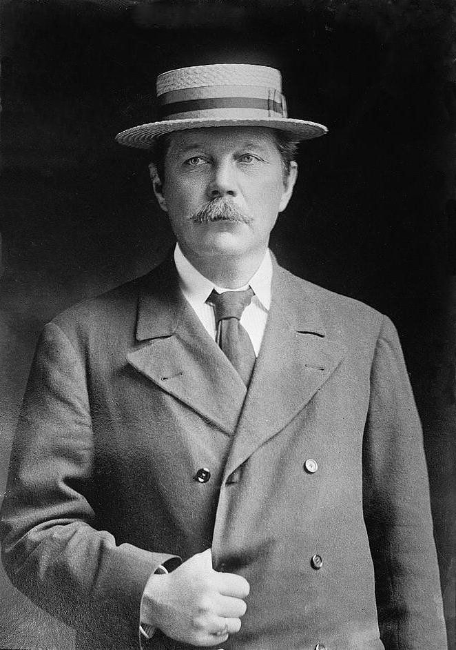 Sir Arthur Conan Doyle: Considered the most celebrated mystery writer of the late 19th century, Doyle introduced the world to Detective Sherlock Holmes in 1890 and went on to write four novels and 56 short stories featuring the popular detective.