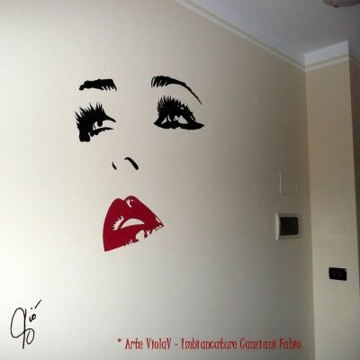 Decorazioni murali - Canziani Fabio Imbiancature Novara - 348 7376942