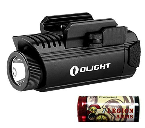 Olight PL-1 II Valkyrie Generation 2 450 Lumen Cree LED Pistol Light with Mount for Glock and 1913 with LegionArms CR123A lithium battery PL1 II (PL-1 II with CR123A Battery) https://besttacticalflashlightreviews.info/olight-pl-1-ii-valkyrie-generation-2-450-lumen-cree-led-pistol-light-with-mount-for-glock-and-1913-with-legionarms-cr123a-lithium-battery-pl1-ii-pl-1-ii-with-cr123a-battery/