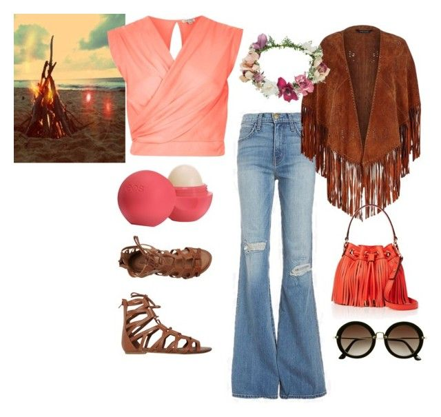 """color of the day/ Melon"" by cata-caicedo on Polyvore"