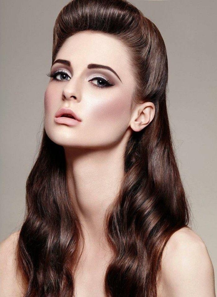 140 Rockabilly Frisuren Von Den 50er Inspiriert Haarfrisuren