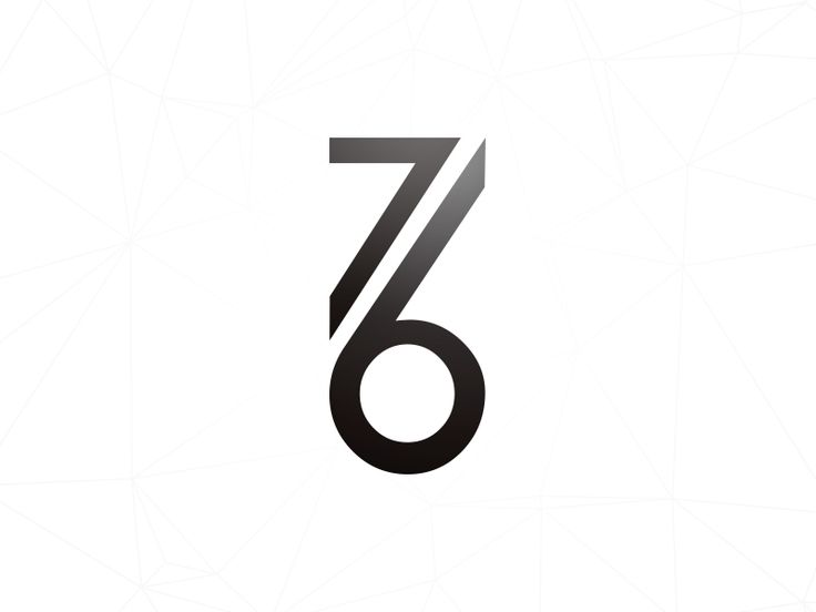 76 Concept . Logo Design Inspiration . Geometric and Minimal .