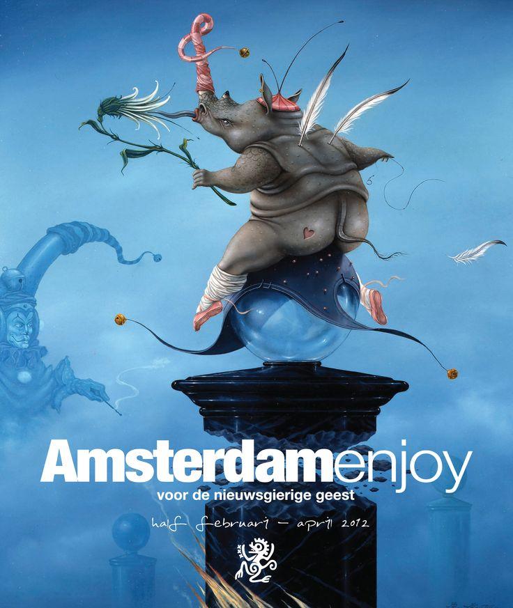 Cover half februari - april 2012. Hans Kanters