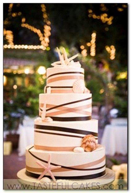 57 best Wedding Cakes images on Pinterest